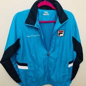 FILA Windbreaker/Jacket!
